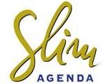 Изображение за Slim Agenda blue