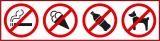 Изображение за Забрани - разни