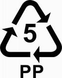 Изображение за Знак за опаковка PP5