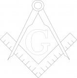Изображение за масони