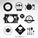 Изображение за Food icons
