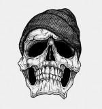 Изображение за skull