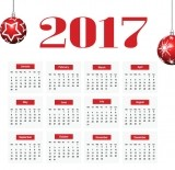 Изображение за Calendar 2017
