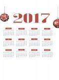Изображение за Календар 2017