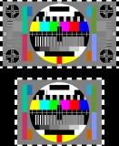 Изображение за Телевизионен екран