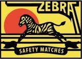 Изображение за Zebra_Safety_Matches - kibrita