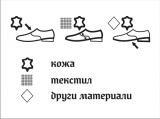 Изображение за Знаци - обувки