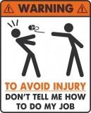 Изображение за Warning