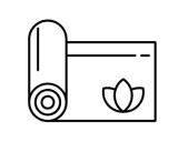 Изображение за Yoga carpet