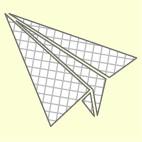 Изображение за Хартиен самолет