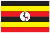 Изображение за Флагът на Уганда